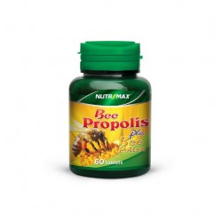 Nutrimax Bee Propolis Plus Bee Pollen - 60 Tablet